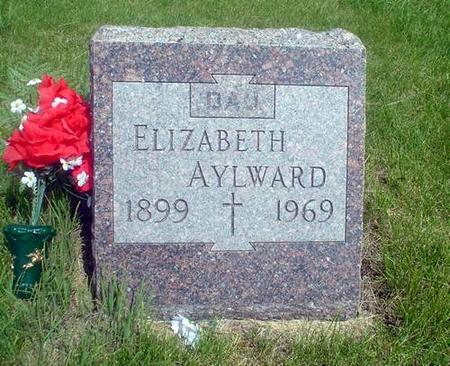 AYLWARD, ELIZABETH - Crawford County, Iowa | ELIZABETH AYLWARD