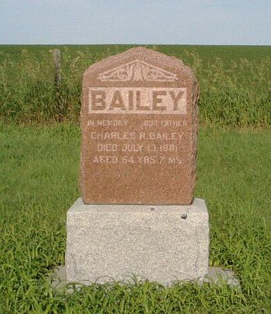 BAILEY, CHARLES - Crawford County, Iowa | CHARLES BAILEY
