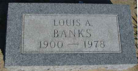BANKS, LOUIS A. - Crawford County, Iowa | LOUIS A. BANKS