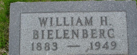 BIELENBERG, WILLIAM H. - Crawford County, Iowa | WILLIAM H. BIELENBERG