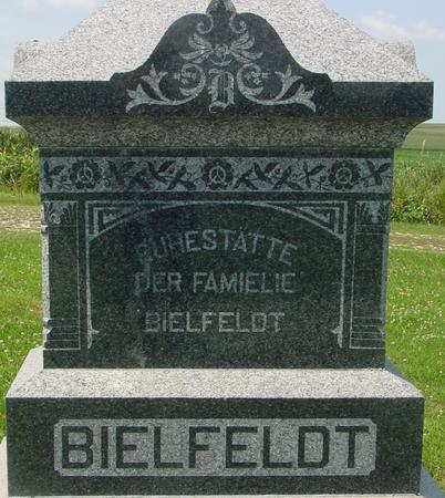 BIELFELDT, THE FAMILY - Crawford County, Iowa | THE FAMILY BIELFELDT