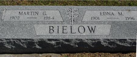 BIELOW, MARTIN G. & EDNA - Crawford County, Iowa | MARTIN G. & EDNA BIELOW