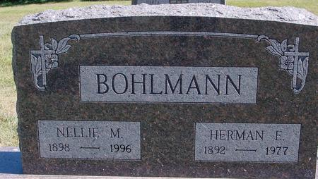 BOHLMANN, HERMAN & NELLIE - Crawford County, Iowa | HERMAN & NELLIE BOHLMANN