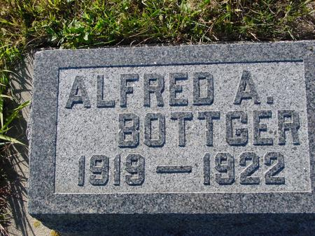 BOTTGER, ALFRED A. - Crawford County, Iowa | ALFRED A. BOTTGER