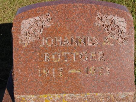 BOTTGER, JOHANNES A. - Crawford County, Iowa | JOHANNES A. BOTTGER