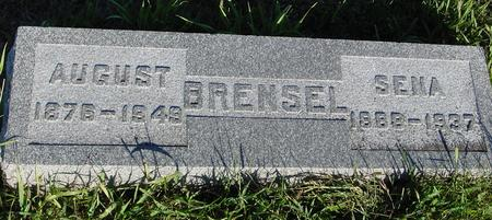 BRENSEL, AUGUST & SENA - Crawford County, Iowa | AUGUST & SENA BRENSEL