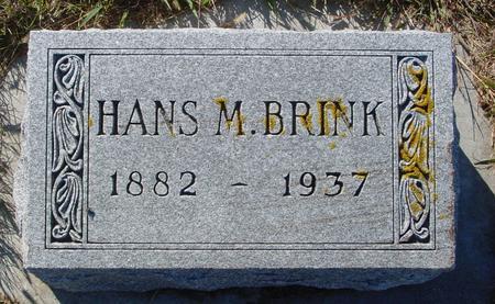 BRINK, HANS M. - Crawford County, Iowa | HANS M. BRINK