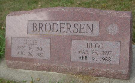 BRODERSEN, HUGO & LILLIE - Crawford County, Iowa | HUGO & LILLIE BRODERSEN