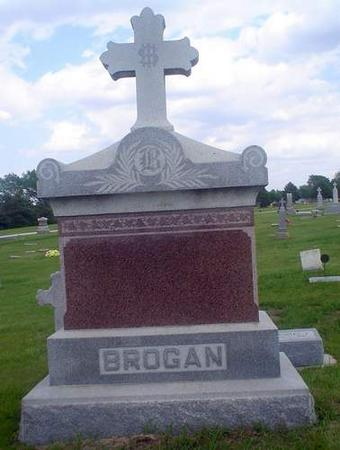 BROGAN, JAMES - Crawford County, Iowa | JAMES BROGAN