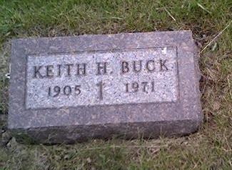 BUCK, KEITH - Crawford County, Iowa | KEITH BUCK
