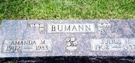 BUMANN, JULIUS & AMANDA - Crawford County, Iowa | JULIUS & AMANDA BUMANN