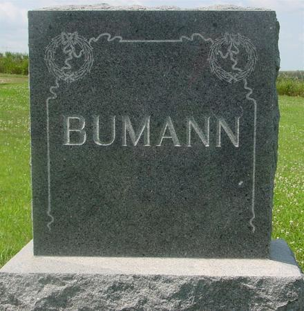BUMANN, MABEL C. - Crawford County, Iowa | MABEL C. BUMANN