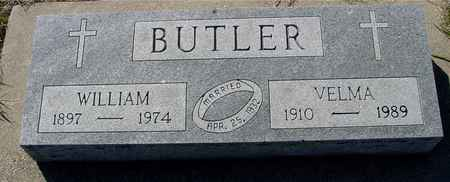 BUTLER, WILLIAM & VELMA - Crawford County, Iowa | WILLIAM & VELMA BUTLER