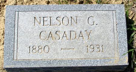 CASADAY, NELSON G. - Crawford County, Iowa | NELSON G. CASADAY