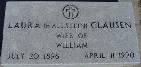 HALLSTEIN CLAUSEN, LAURA - Crawford County, Iowa | LAURA HALLSTEIN CLAUSEN