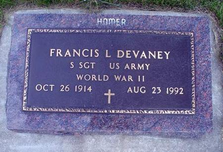 DEVANEY, FRANCES - Crawford County, Iowa | FRANCES DEVANEY