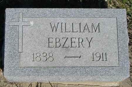 EBZERY, WILLIAM - Crawford County, Iowa | WILLIAM EBZERY
