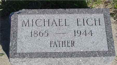 EICH, MICHAEL - Crawford County, Iowa | MICHAEL EICH