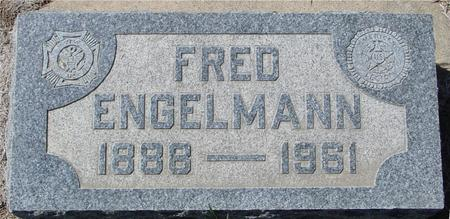 ENGELMANN, FRED - Crawford County, Iowa | FRED ENGELMANN