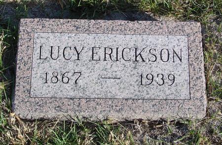 ERICKSON, LUCY - Crawford County, Iowa | LUCY ERICKSON