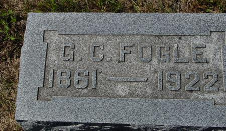 FOGLE, G. C. - Crawford County, Iowa | G. C. FOGLE