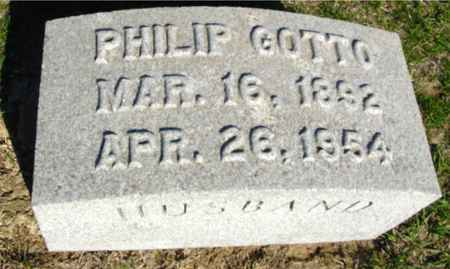GOTTO, PHILIP - Crawford County, Iowa | PHILIP GOTTO