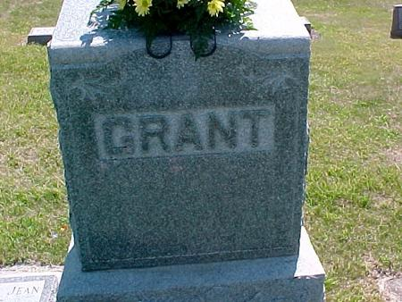 GRANT, FAMILY - Crawford County, Iowa | FAMILY GRANT