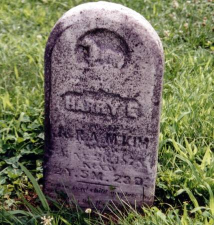 MCKIM, HARRY E. - Crawford County, Iowa | HARRY E. MCKIM