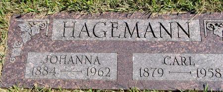 HAGEMANN, CARL & JOHANNA - Crawford County, Iowa | CARL & JOHANNA HAGEMANN