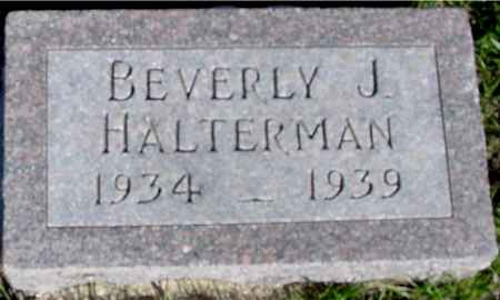 HALTERMAN, BEVERLY - Crawford County, Iowa | BEVERLY HALTERMAN