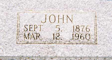 HAMANN, JOHN - Crawford County, Iowa | JOHN HAMANN