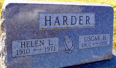 HARDER, OSCAR & HELEN - Crawford County, Iowa | OSCAR & HELEN HARDER
