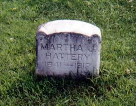 HATTERY, MARTHA J. - Crawford County, Iowa | MARTHA J. HATTERY