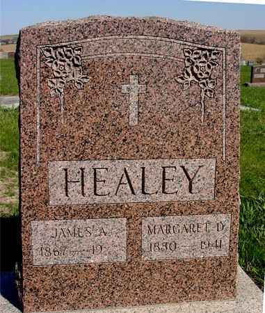 HEALY, JAMES A. & MARGARET - Crawford County, Iowa | JAMES A. & MARGARET HEALY