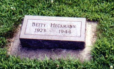 HECKMANN, BETTY - Crawford County, Iowa | BETTY HECKMANN