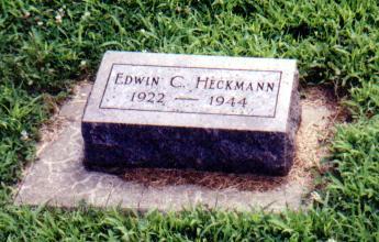 HECKMANN, EDWIN C. - Crawford County, Iowa   EDWIN C. HECKMANN