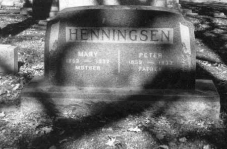 HENNINGSEN, MARY - Crawford County, Iowa | MARY HENNINGSEN