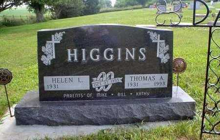 HIGGINS, THOMAS A. - Crawford County, Iowa | THOMAS A. HIGGINS