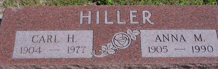 HILLER, CARL & ANNA - Crawford County, Iowa | CARL & ANNA HILLER