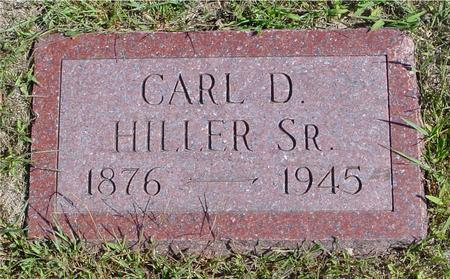 HILLER, CARL D.,  SR. - Crawford County, Iowa | CARL D.,  SR. HILLER
