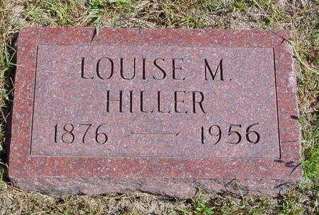 HILLER, LOUISE M. - Crawford County, Iowa | LOUISE M. HILLER