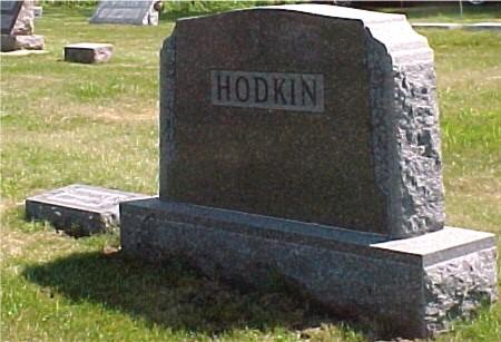 HODKIN, THOMAS B. - Crawford County, Iowa | THOMAS B. HODKIN