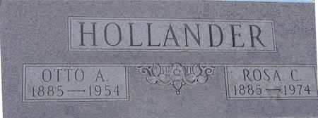 HOLLANDER, OTTO & ROSA - Crawford County, Iowa | OTTO & ROSA HOLLANDER