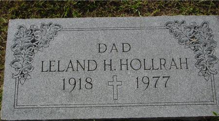 HOLLRAH, LELAND H. - Crawford County, Iowa | LELAND H. HOLLRAH