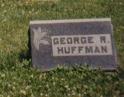 HUFFMAN, GEORGE R. - Crawford County, Iowa | GEORGE R. HUFFMAN