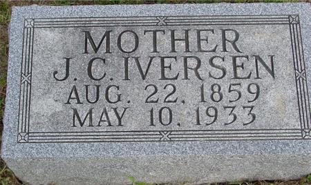 IVERSEN, J. C. - Crawford County, Iowa | J. C. IVERSEN