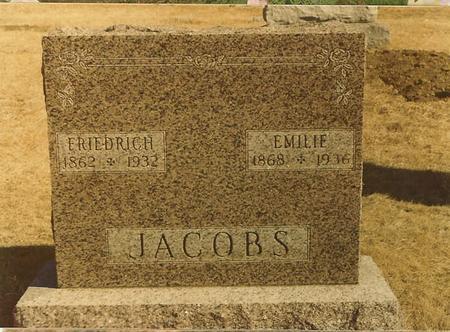 JACOBS, FRIEDRICH - Crawford County, Iowa | FRIEDRICH JACOBS