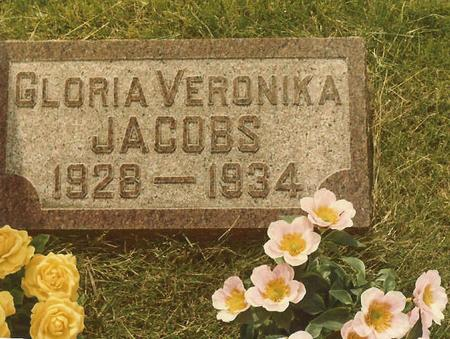 JACOBS, GLORIA - Crawford County, Iowa | GLORIA JACOBS