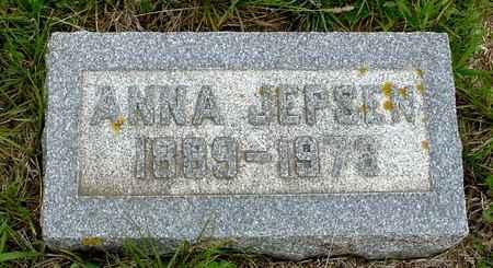 JEPSEN, ANNA - Crawford County, Iowa | ANNA JEPSEN