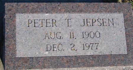 JEPSEN, PETER T. - Crawford County, Iowa | PETER T. JEPSEN